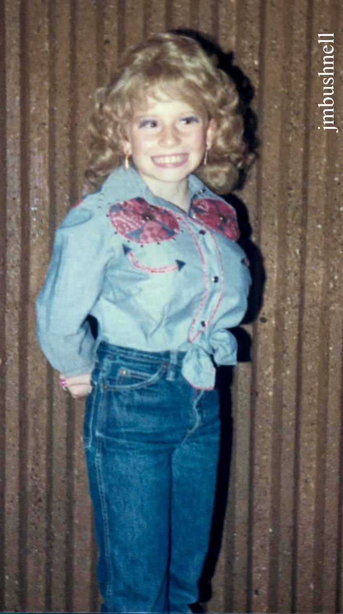JMBushnell as Dolly Parton