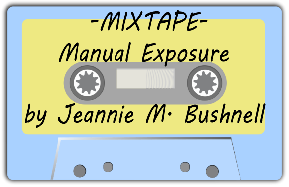 Mixtape cassette image for manual exposure