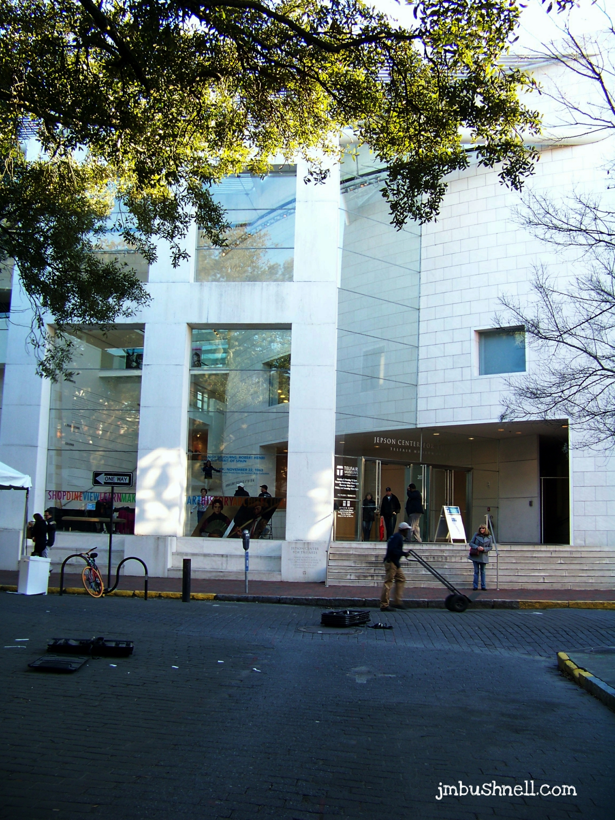 Jepson Center in Savannah, Georgia