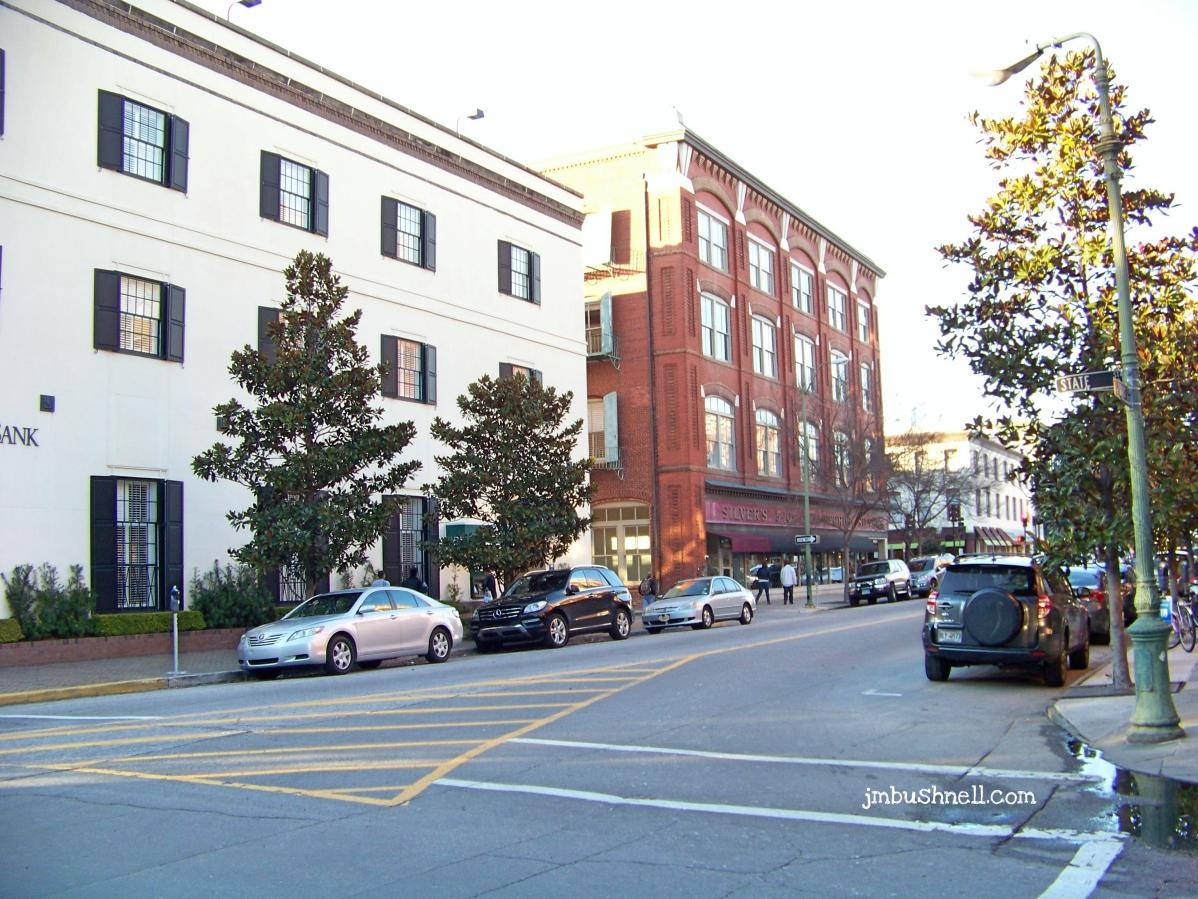 The Streets of Savannah, Georgia