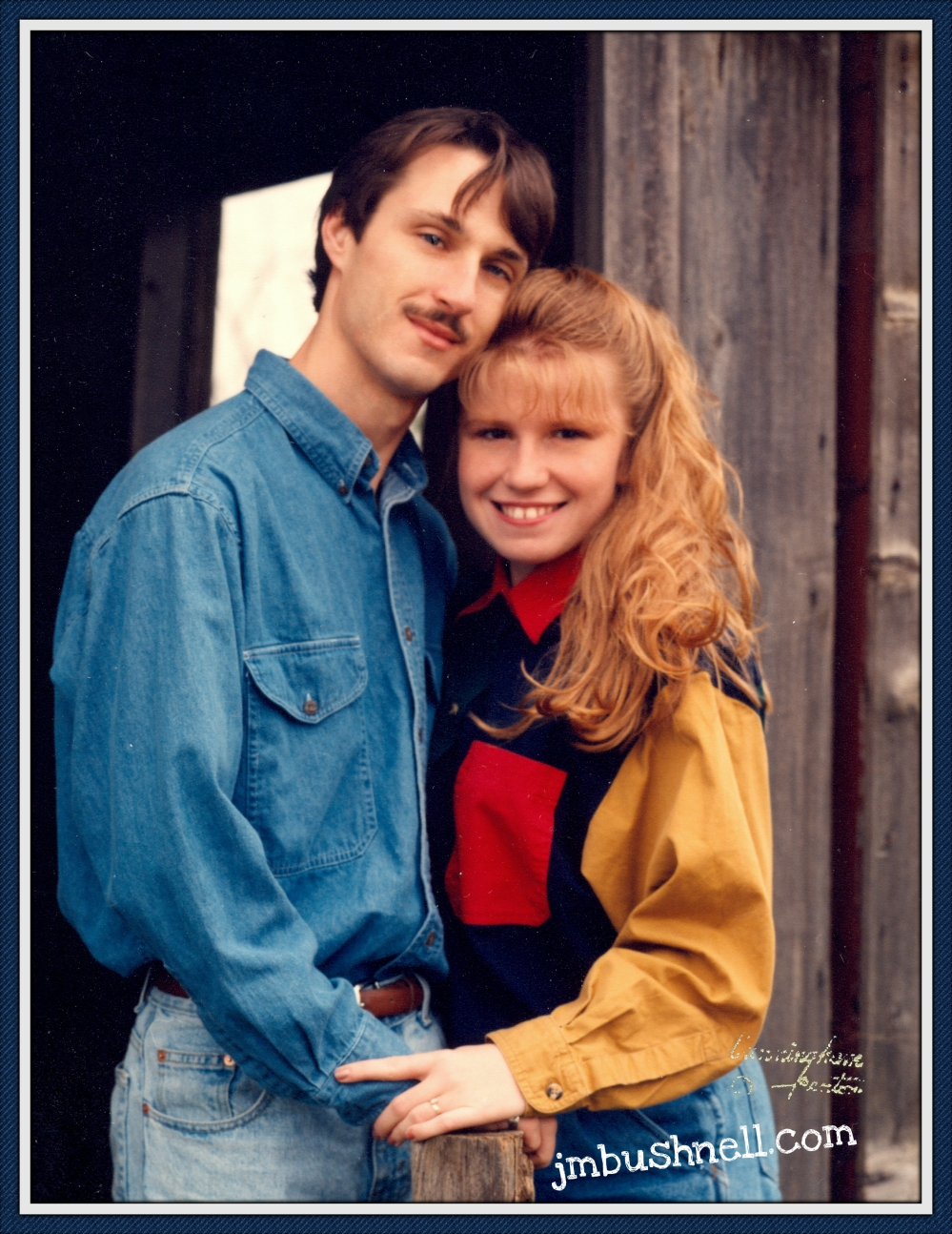 Jeannie M. Bushnell Engagement Photo