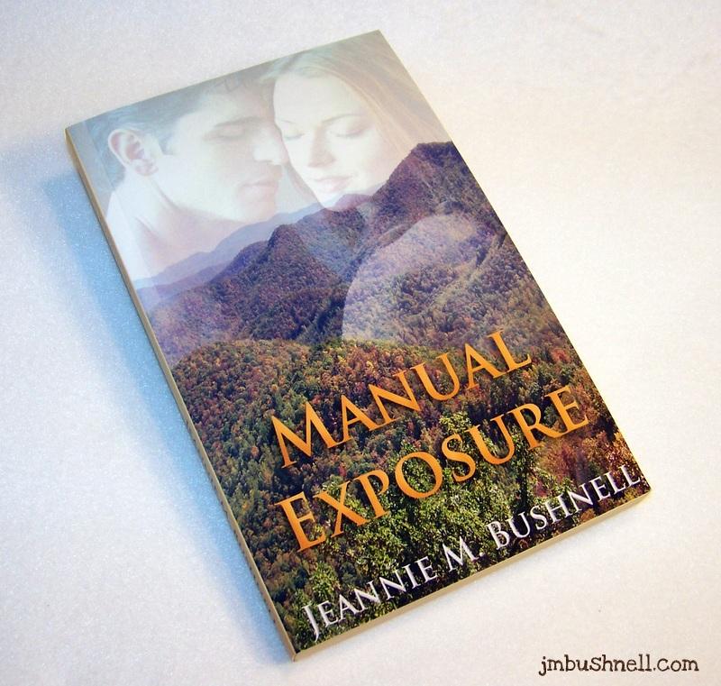 Manual Exposure paperback book