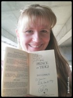 Jeannie with Pat Conroy Signature