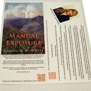 manual exposure rack card
