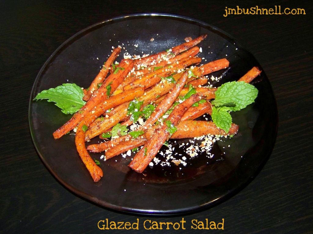Glazed Carrot Salad made by Jeannie Bushnell