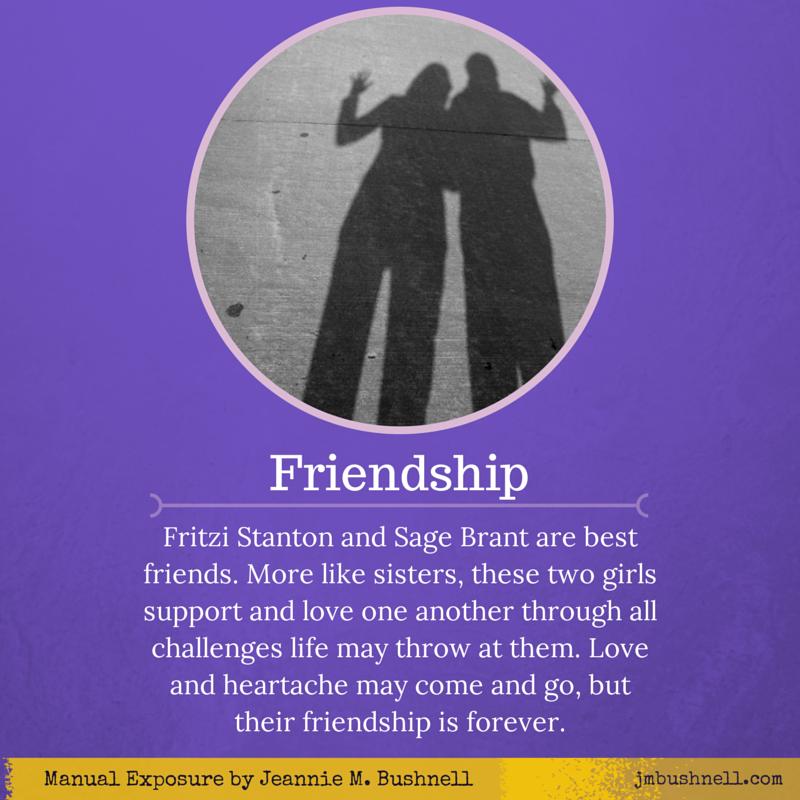 Friendship - Fritzi Stanton and Sage Brant