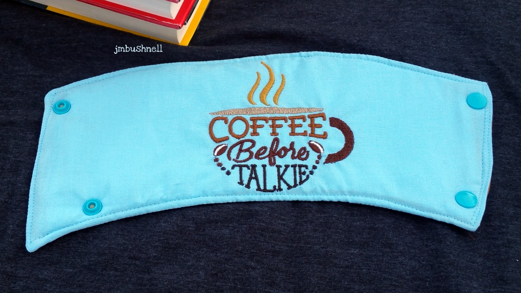 coffee before talkie flat