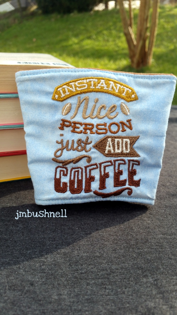 Instant Nice Person Cozy to Go