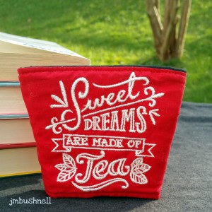 sweet dreams are made of tea cozy to go