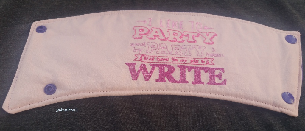Write in PJ Cozy
