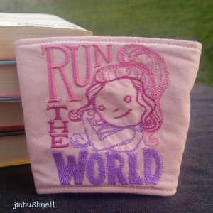 Run the World Cozy to Go