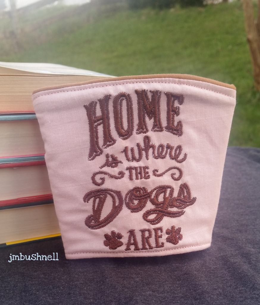Home Is Where the Dogs Are Cozy to Go