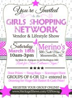 girls shopping network