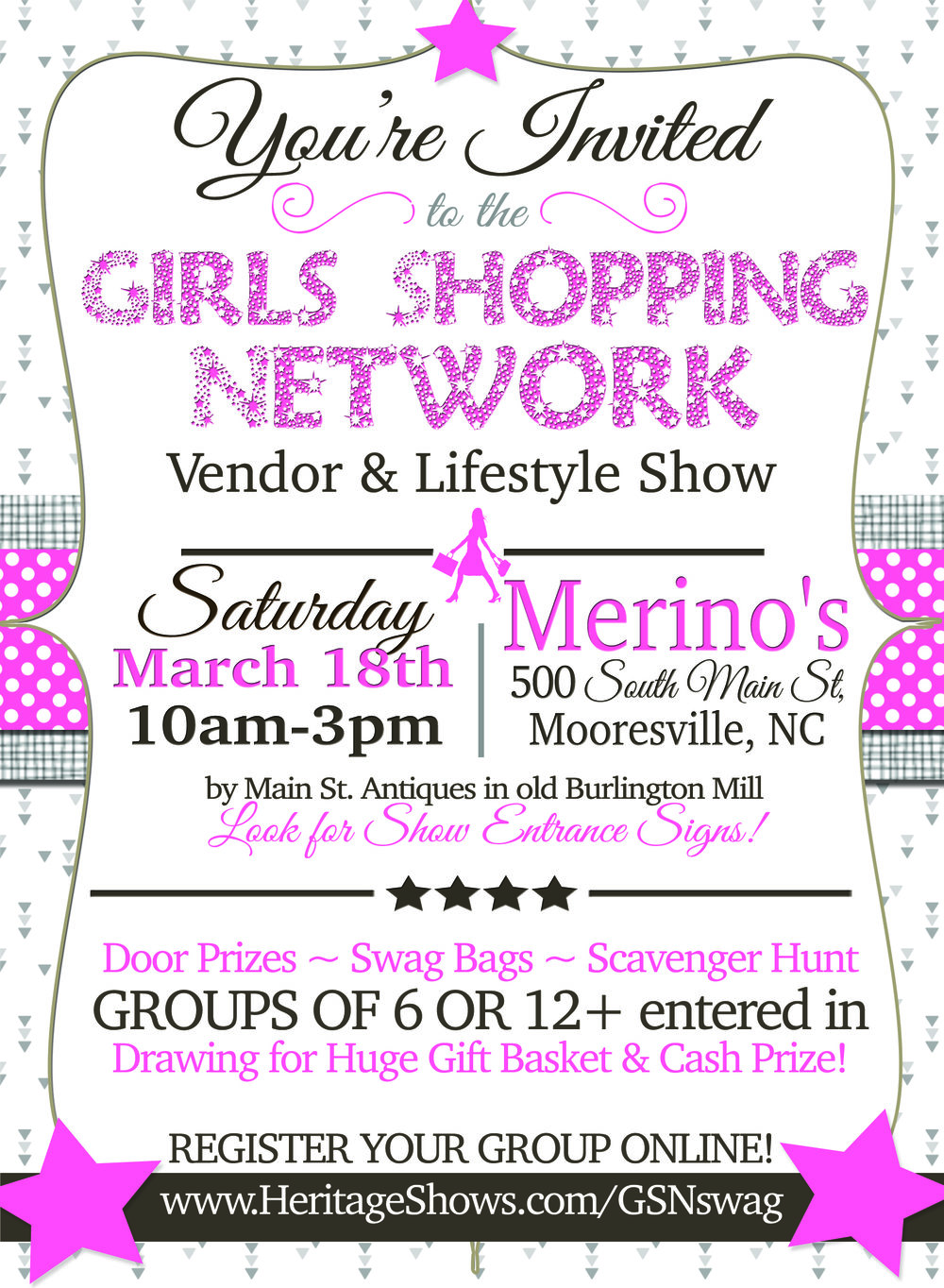 girls shopping network
