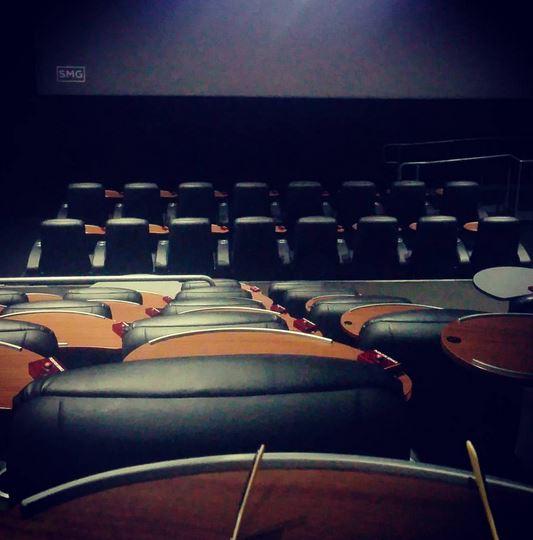 Epicentre Studio Movie Grill seats